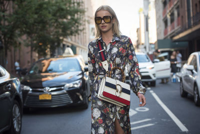 NYFW Street Style: Day 1