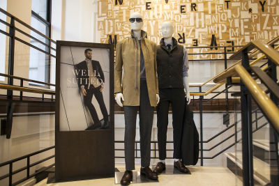 Banana Republic x Kevin Love In-Store Consumer Event