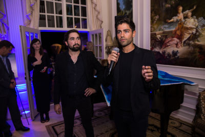 adrian grenier in Lonely Whale Foundation's Fall Fundraiser, DC
