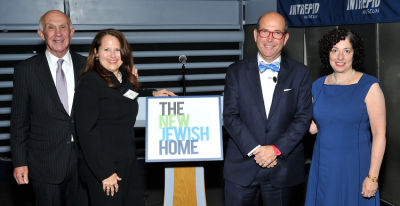 richard kay in New Jewish Home 4th Annual Himan Brown Symposium