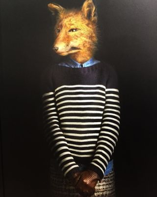 The Artist Who Does Portraits...Of Your Spirit Animal