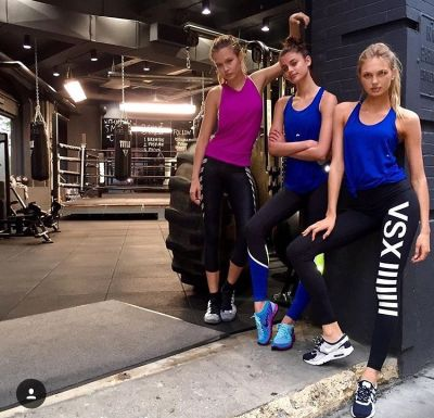 josephine skriver in Where To Workout Like A Supermodel In NYC