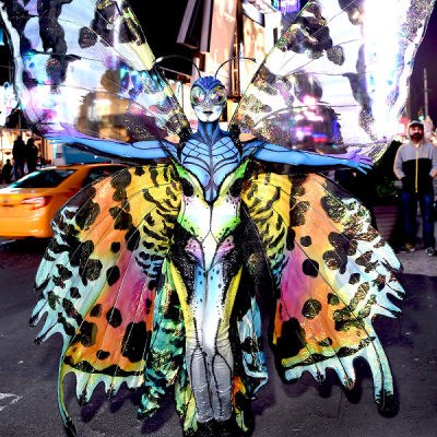 15 Years Of Heidi Klum's Epic Halloween Costumes