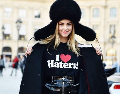 Chiara Ferragni Has A Message For Vogue