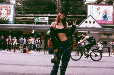 Inside The Weeknd & Bella Hadid's Romantic Trip To Japan