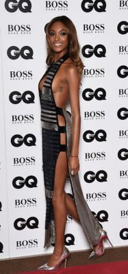jourdan dunn in 57 #NoBra Moments From Our Favorite Celebrities