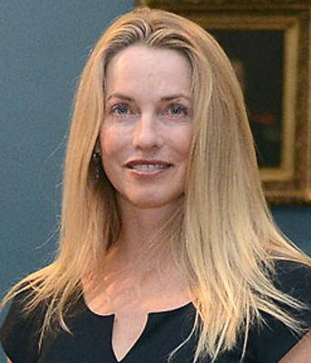 laurene powell-jobs in The 5 Richest Female Billionaires In America