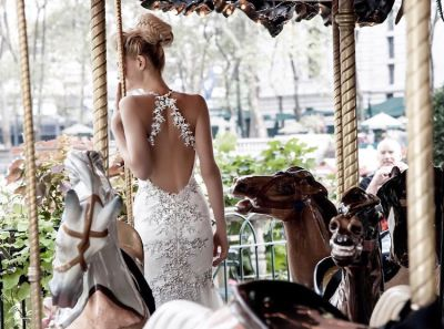 4 Unique Bridal Trends From Brides Magazine's Elle Strauss