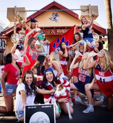 The Cool Girl's Guide To Surviving A Frat Party
