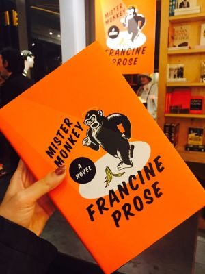 Francine Prose Gets Meta With Her New Novel,
