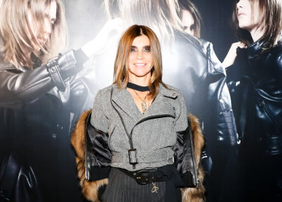 Carine Roitfeld Debuts Her New Uniqlo Collaboration