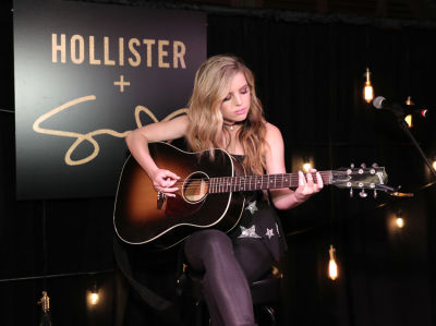 Sydney Sierota Launches Her Hollister Collection In NYC