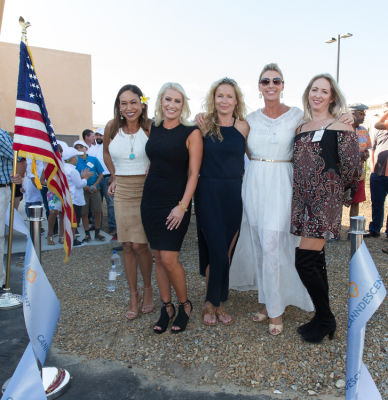 kristina carone in Canndescent Ribbon Cutting Event