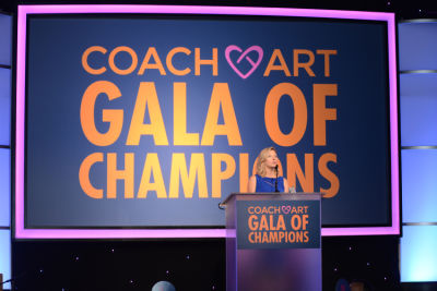 michelle lee in CoachArt Gala of Champions 2016