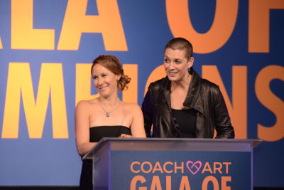 kara allen-soldati in CoachArt Gala of Champions 2016