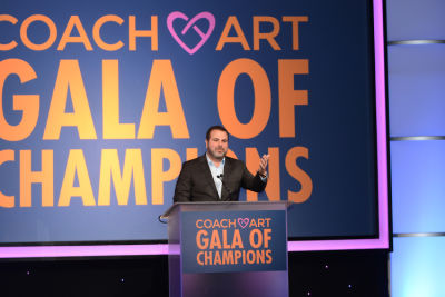 jason nazar in CoachArt Gala of Champions 2016