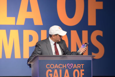 mark suster in CoachArt Gala of Champions 2016