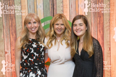 isabella mandich in Healthy Child Healthy World's LA Gala 2016