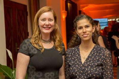 sarah engelhart in Healthy Child Healthy World's LA Gala 2016