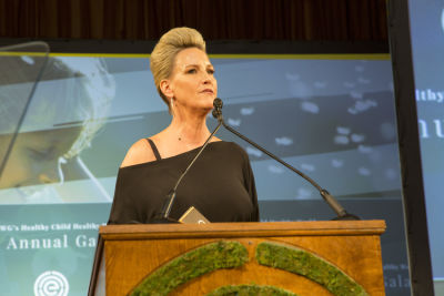 erin brokovich in Healthy Child Healthy World's LA Gala 2016