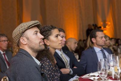 ryland engelhart in Healthy Child Healthy World's LA Gala 2016