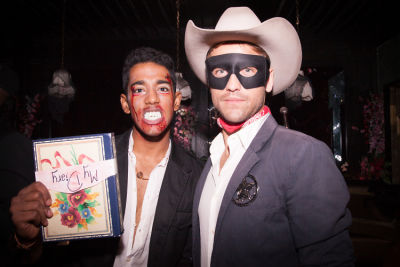 shain bala in One #HAHT HAHlloween At Blind Dragon