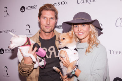pavlina ruzbasan in Bow Wow Beverly Hills Presents… 'A Night in Muttley Carlo' with James Bone, the Amanda Foundation Annual Halloween Fundraiser