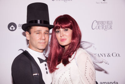 matt stroyman in Bow Wow Beverly Hills Presents… 'A Night in Muttley Carlo' with James Bone, the Amanda Foundation Annual Halloween Fundraiser