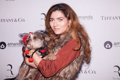 blanca blanco in Bow Wow Beverly Hills Presents… 'A Night in Muttley Carlo' with James Bone, the Amanda Foundation Annual Halloween Fundraiser