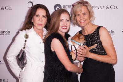 julia vericella in Bow Wow Beverly Hills Presents… 'A Night in Muttley Carlo' with James Bone, the Amanda Foundation Annual Halloween Fundraiser