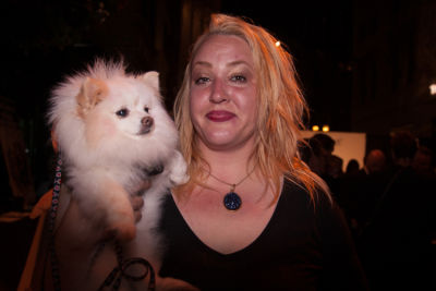 kirsten seeger in Bow Wow Beverly Hills Presents… 'A Night in Muttley Carlo' with James Bone, the Amanda Foundation Annual Halloween Fundraiser