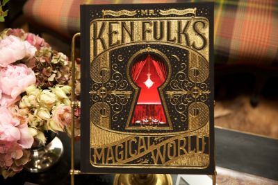 Interiors Worth Investigating: Inside Mr. Ken Fulk's Magical World