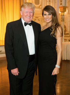 melania trump in Every Woman Future President Donald Trump Has Dated