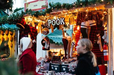 NYC's Best Holiday Markets To Shop This Season