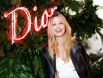 Dior Lady Art Kicks Off Art Basel With A Fashionable Fête
