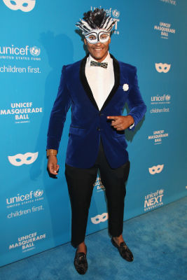 danny apollo-bruce in UNICEF Next Generation Presents Its Fourth Annual UNICEF Masquerade Ball in Los Angeles
