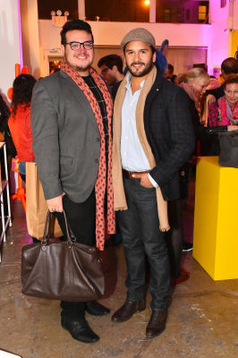 jonathan valdez in Fab x Broad City Launch Event