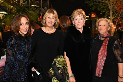 karen lehrman-bloch in Inside The Passage To Israel Opening Night Exhibition