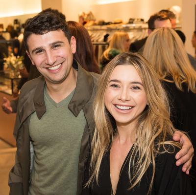 olesya rulin in Reservoir Celebrates One-Year Anniversary with Cocktail Event and Opening of Second Floor Home Shop