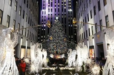 The Scrooge Guide To Spending The Holidays In NYC