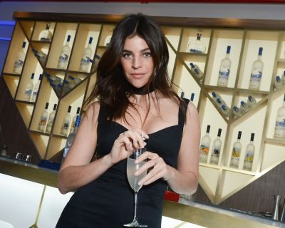 Julia Restoin Roitfeld & Grey Goose Preview Their Holiday Pop-Up, Le Marché Bleu