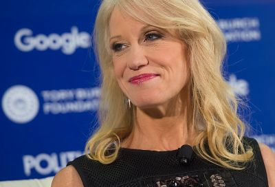 kellyanne conway in Examining The Top Women In The Trump Presidency