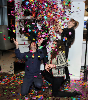 Evenings at Renaissance - The Confetti Project