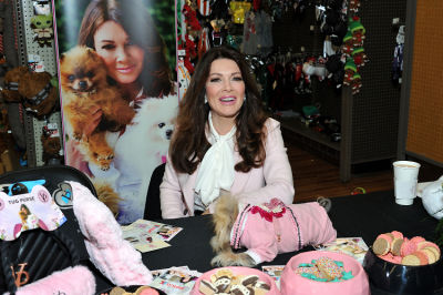 Vanderpump Pets launch event