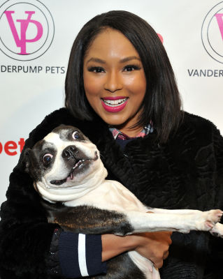 alicia quarles in Vanderpump Pets launch event