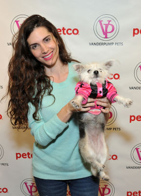 elisa jordana in Vanderpump Pets launch event