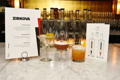 Zirkova One + Together Celebrates Ikram Goldman