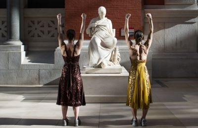 This Winter's Hottest Workout Class Is At...The Met?