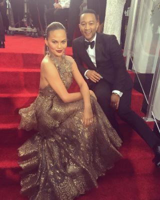 2017 Golden Globes: Must-See Celebrity Moments On Instagram
