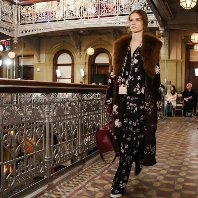 Inside Valentino's New York Takeover For Pre-Fall 2017